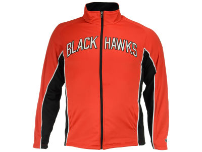 Chicago Blackhawks NHL Men's Seward Track Jacket