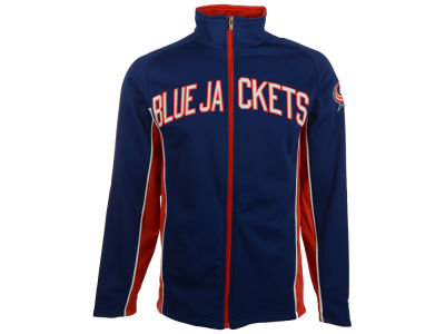 Columbus Blue Jackets NHL Men's Seward Track Jacket