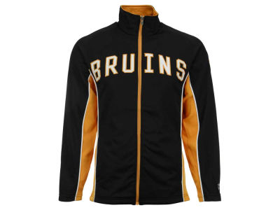 Boston Bruins NHL Men's Seward Track Jacket