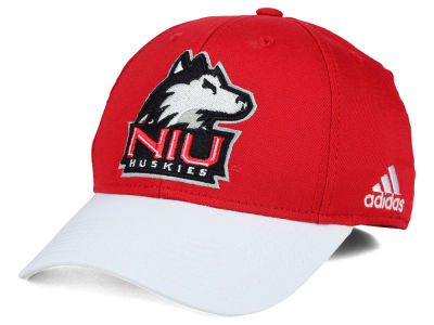 Northern Illinois Huskies adidas NCAA Structured Flex Cap