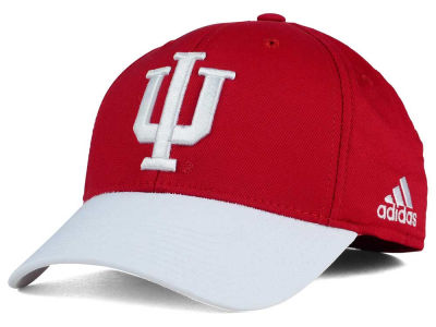 Indiana Hoosiers adidas NCAA Structured Flex Cap