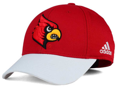 Louisville Cardinals adidas NCAA Structured Flex Cap