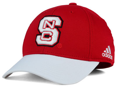 North Carolina State Wolfpack adidas NCAA Structured Flex Cap