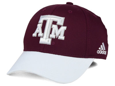 Texas A&M Aggies adidas NCAA Structured Flex Cap