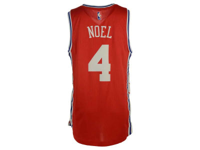 Philadelphia 76ers Nerlens Noel adidas NBA Men's New Swingman Jersey