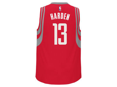 Houston Rockets James Harden adidas NBA Men's Chinese New Year Swingman Jersey
