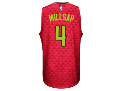 Atlanta Hawks Paul Millsap adidas NBA Men's New Swingman Jersey