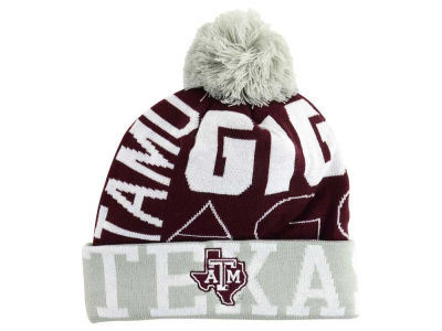 Texas A&M Aggies adidas NCAA Cuffed Pom Knit