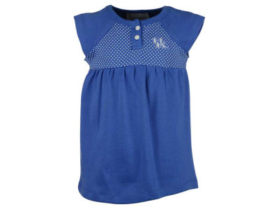 Kentucky Wildcats NCAA Toddler Girls Pin Dot Dress