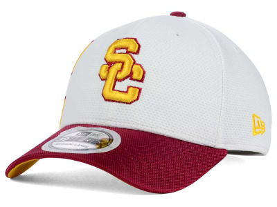 USC Trojans New Era NCAA Bind Back 39THIRTY Cap