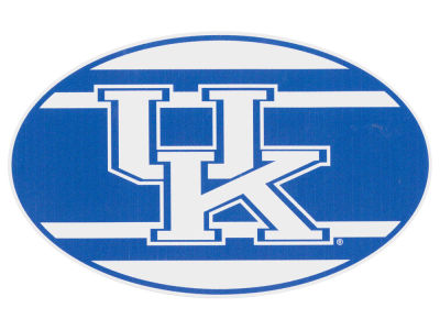 Kentucky Wildcats 5x7 Super Stripe Decal