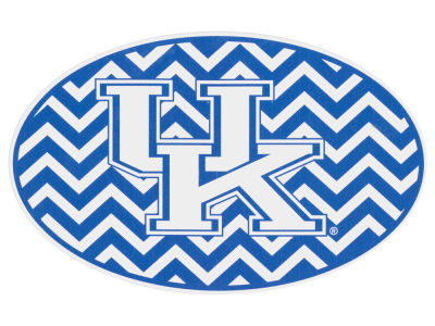Kentucky Wildcats 5x7 Chevron Decal