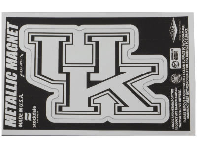 Kentucky Wildcats 3x5 Metallic Magnet