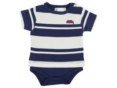Ole Miss Rebels NCAA Infant Rugby Creeper