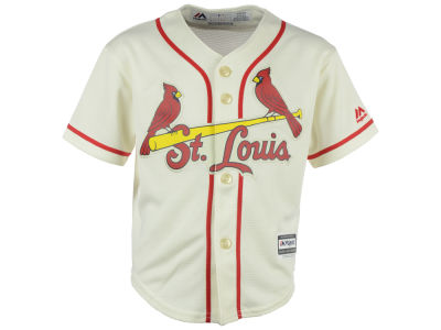 St. Louis Cardinals MLB Toddler Blank Replica Cool Base Jersey