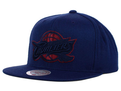 Cleveland Cavaliers Mitchell and Ness NBA Undeterred Snapback Cap