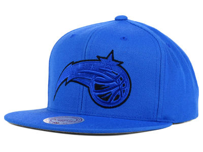 Orlando Magic Mitchell and Ness NBA Undeterred Snapback Cap