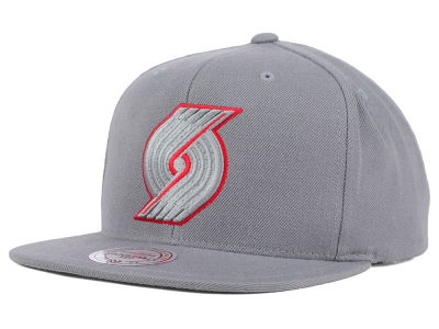 Portland Trail Blazers Mitchell and Ness NBA Undeterred Snapback Cap