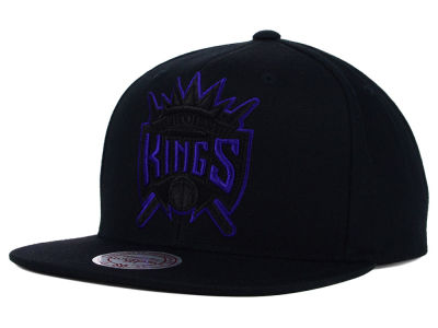 Sacramento Kings Mitchell and Ness NBA Undeterred Snapback Cap