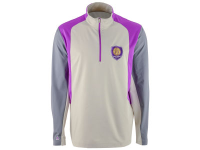 Orlando City SC Antigua MLS Men's Beta Platinum Jacket