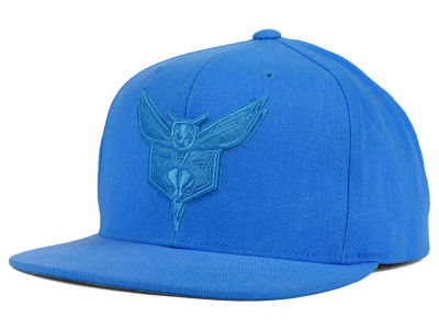 Charlotte Hornets Mitchell and Ness NBA Highlight Snapback Cap