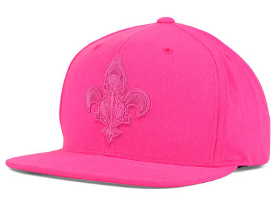 New Orleans Pelicans Mitchell and Ness NBA Highlight Snapback Cap