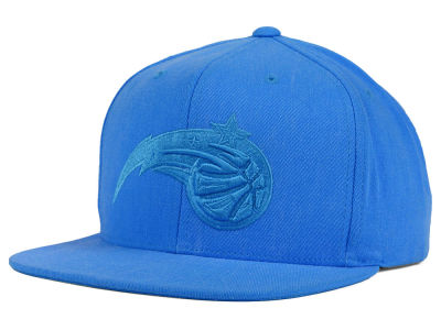 Orlando Magic Mitchell and Ness NBA Highlight Snapback Cap