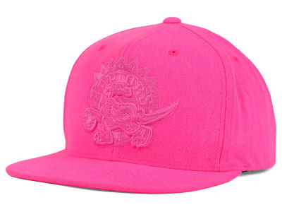 Toronto Raptors Mitchell and Ness NBA Highlight Snapback Cap