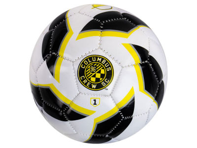 Columbus Crew SC Team Mini Soccer Ball