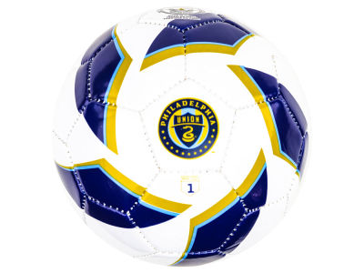 Philadelphia Union Team Mini Soccer Ball