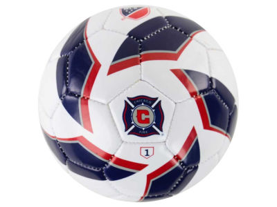Chicago Fire Team Mini Soccer Ball