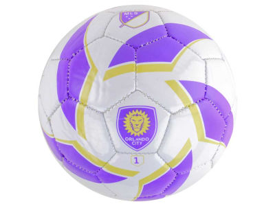 Orlando City SC Team Mini Soccer Ball
