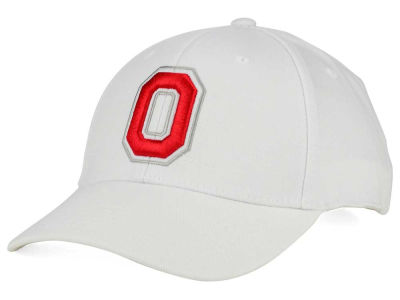 Ohio State Buckeyes J America NCAA Stunt Block Stretch Hat