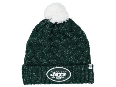 New York Jets '47 NFL Women's '47 Fiona Pom Knit