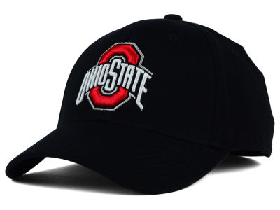 Ohio State Buckeyes J America NCAA Everyday Athletic Stretch Hat