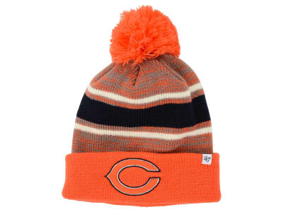 Chicago Bears '47 NFL '47 Fairfax Pom Knit
