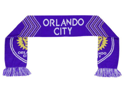 Orlando City SC MLS Split Crop Scarf