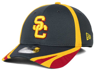 USC Trojans New Era NCAA Game Performance 39THIRTY Cap