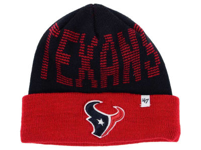 Houston Texans '47 NFL '47 Reynard Knit