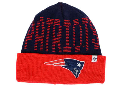 New England Patriots '47 NFL '47 Reynard Knit