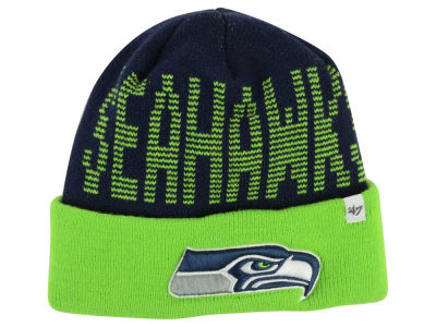 Seattle Seahawks '47 NFL '47 Reynard Knit