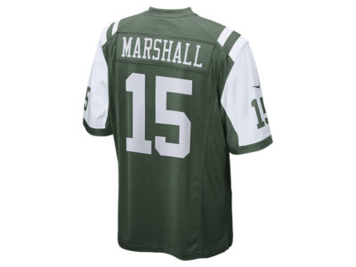New York Jets Brandon Marshall Nike NFL Men's Game Jersey