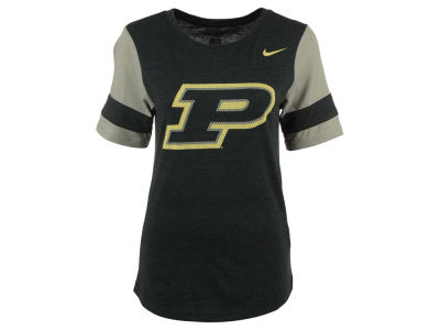 Purdue Boilermakers Nike NCAA Women's Stadium Fan T-Shirt
