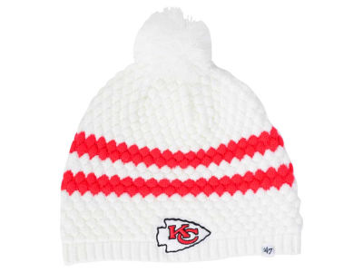 Kansas City Chiefs '47 NFL '47 Womens Kendall Beanie Knit
