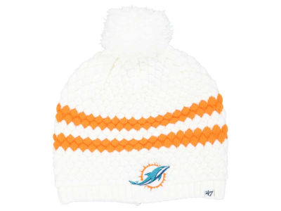 Miami Dolphins '47 NFL '47 Womens Kendall Beanie Knit