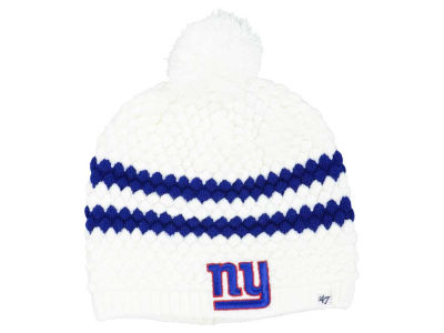 New York Giants '47 NFL '47 Womens Kendall Beanie Knit