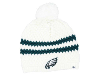 Philadelphia Eagles '47 NFL '47 Womens Kendall Beanie Knit
