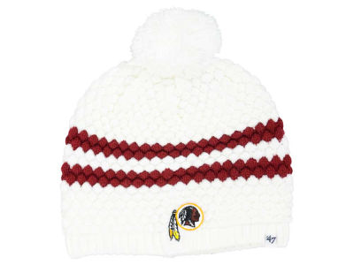 Washington Redskins '47 NFL '47 Womens Kendall Beanie Knit