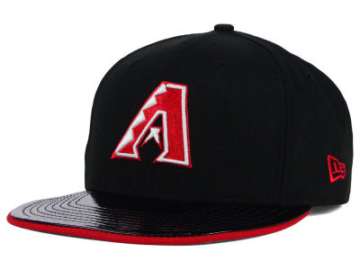 Arizona Diamondbacks New Era MLB Bred Hookup 9FIFTY Snapback Cap