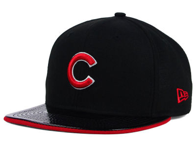 Chicago Cubs New Era MLB Bred Hookup 9FIFTY Snapback Cap